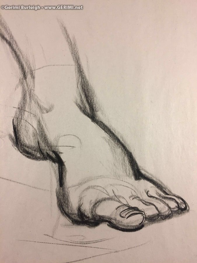 Sketch of the day. Pro-cat-stination.    - Is time wasted playing with your cat really wasted?  #cats #procrastination #feet #drawing