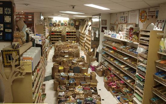 Shop selling mosaic supplies - Championnet Carrelages
