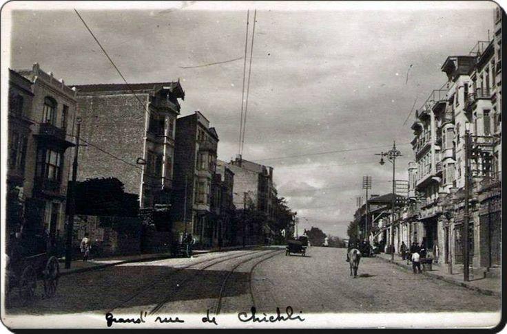 Şişli (1930'lar).