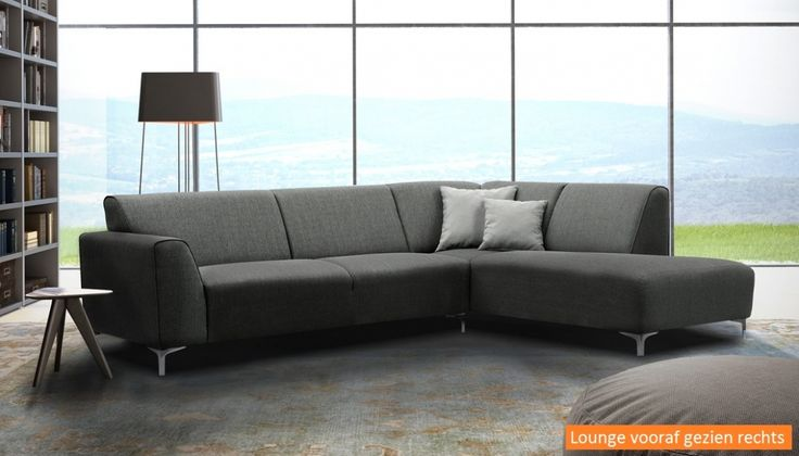 Mona hoekbank (Overige kleuren) | Woon en zo meubelzaak tilburg
