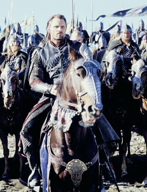 Viggo Mortensen Chosen Lord Of The Rings