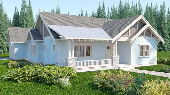 17 best ideas about bungalow homes plans on pinterest for Eplans craftsman bungalow 11192