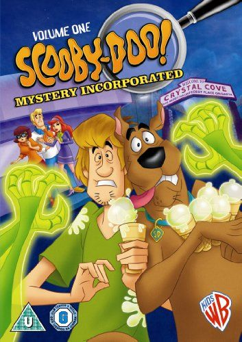 From 1.98 Scooby Doo! Mystery Incorporated - Vol. 1 [dvd] [2011]