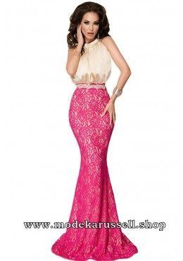 Elegantes Trompeten Kleid Abendkleid Umbria
