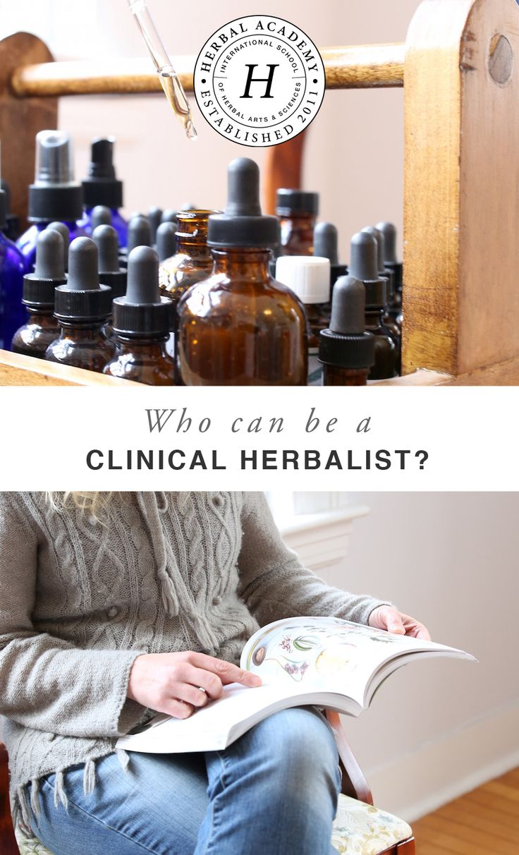"Professional herbalists who work with clients may choose among many different titles to describe their job. Some prefer simple ""herbalist"" while others prefer ""herbal educator,"" and herbalists who work in a more formal setting among chiropractors or in a Naturopath's office may opt for ""clinical herbalist."" Who can be a clinical herbalist - and what does that mean?"