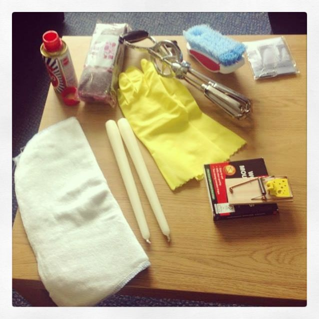 Tuesday's #reminiscence #activity box at #BirchGreen #Care #Home #Skelmersdale #Lancashire contained #familiar #household items for our #residents to #rummage through...