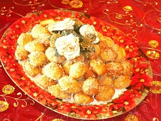 Authentic Greek Recipes: Traditional Greek Christmas Sweets - Melomakarona