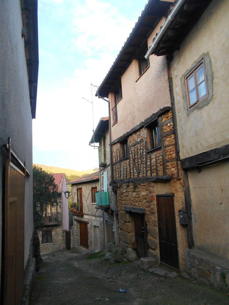 Barrio del castillo.
