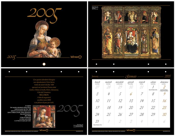 Exhibitions calendar, Francesco Del Zompo