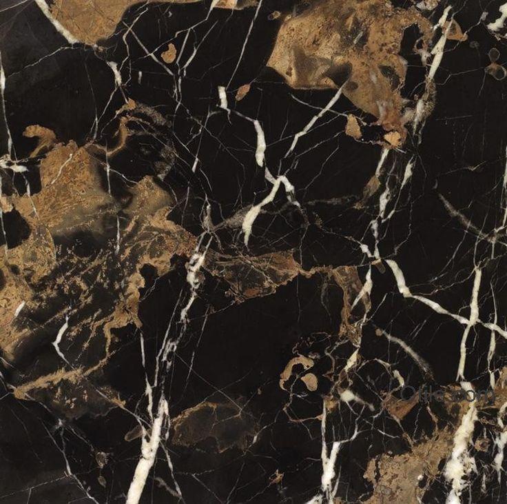 nero portoro marble table - Google Search