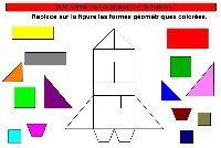 Tableau blanc interactif interwrite learning : géométrie