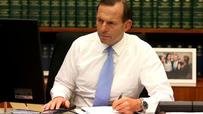 Prime Minister elect Tony Abbott congratulates armed forces for 'extra professionalism'