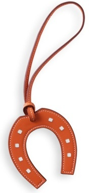Hermes Horseshoe charm