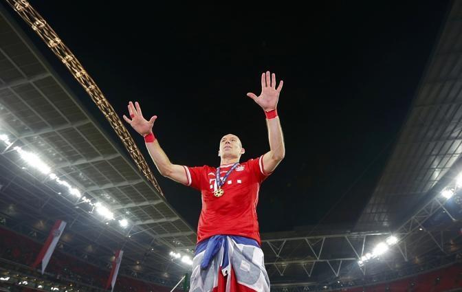 Robben, Robben, Robben!!!!