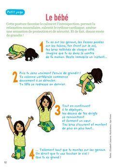 Yoga des petits Le bébé