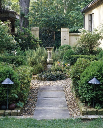 Best Gardens Images On Pinterest - French country garden