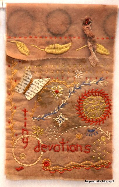 prayer flag #4 by bayouquilter, via Flickr