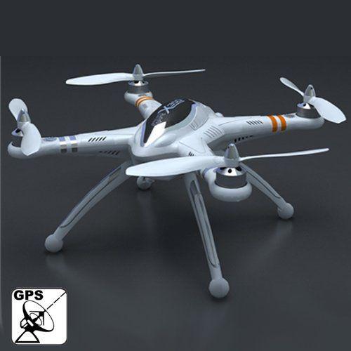 Gps Multicanales Ufo Avión Compatible Con La Cámara Gopro, Una Versión Básica (X350 Qr) - http://www.midronepro.com/producto/gps-multicanales-ufo-avion-compatible-con-la-camara-gopro-una-version-basica-x350-qr/