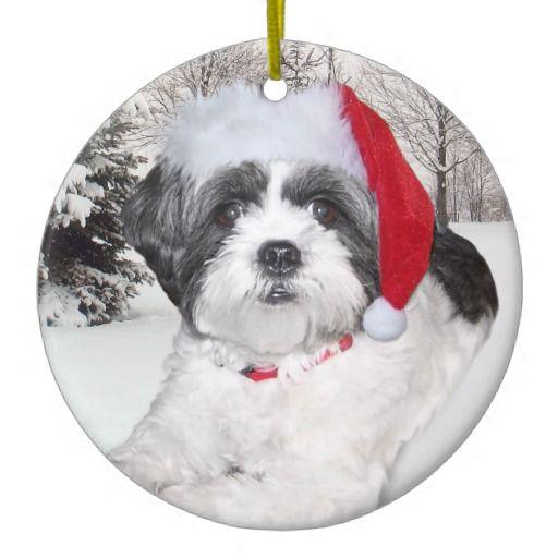 15 best Shih Tzu Christmas images on Pinterest | Shih tzu ...