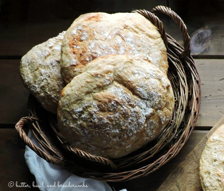 Dutch Oven #Bread @butterbasilandb