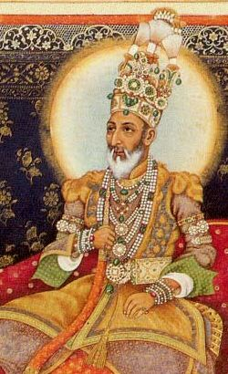 Abu Zafar Sirajuddin Muhammad Bahadur Shah Zafar also known as Bahadur Shah or Bahadur Shah II (October 24, 1775 – November 7, 1862) was the last of the Moghul emperors in India, as well as the last ruler of the Timurid Dynasty.