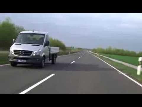 2013 Mercedes Benz Sprinter 313 CDI flatbed