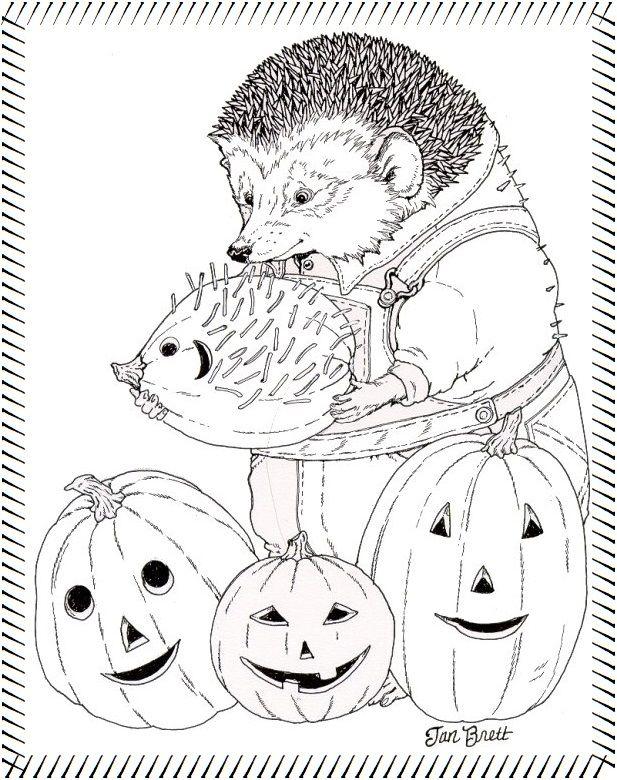 pumpkin patch parable coloring pages - photo #23