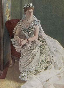 23 July 1885: Princess Beatrice of the United Kingdom marries Prince Henry of Battenberg.