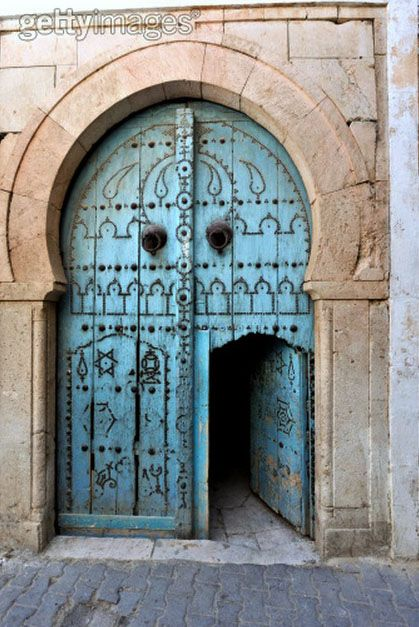 Africa | Medina in the historic heart of Tunis | ©P. Eoche