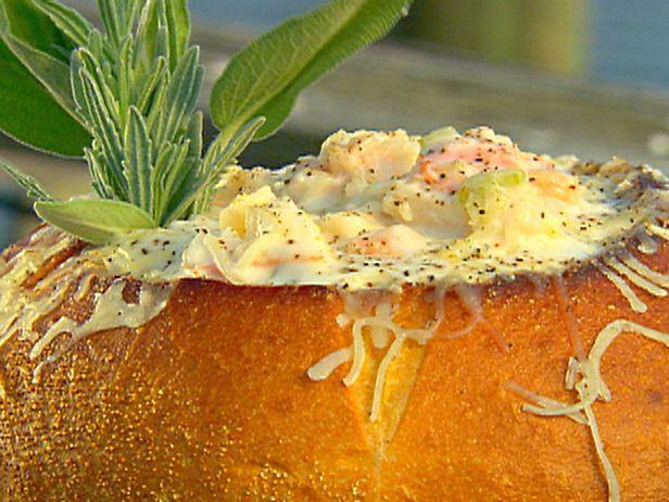 ロブスタービスク  Lobster Bisque