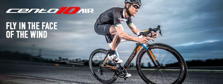 Wilier presenta su nueva bicicleta aerodinámica para carretera Cento10Air