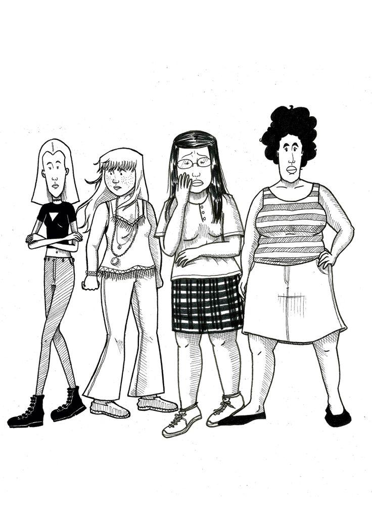 Uma reportagem em quadrinhos sobre as realidades do aborto no Brasil  Quatro Marias conta a história de quatro mulheres anônimas, de classes sociais, idades e contextos diferentes, que decidiram interromper a gravidez. Para ler a reportagem, é só clicar na história em quadrinho desejada – elas são independentes e podem ser lidas em qualquer ordem, embora também se completem