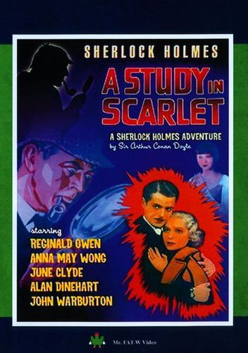 A Study in Scarlet [DVD] [1933]