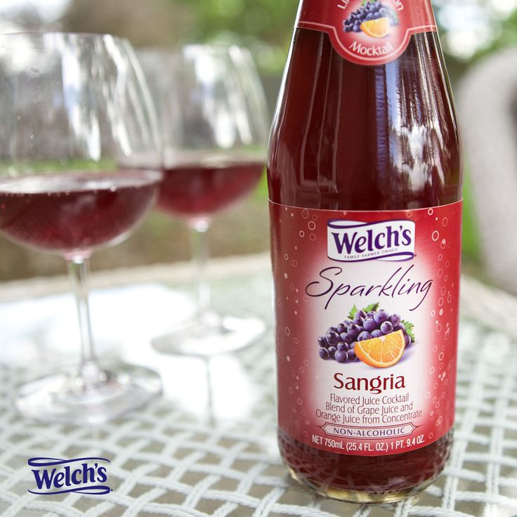 16 best images about welch 39 s sparkling drinks on pinterest for Drink recipes without alcohol