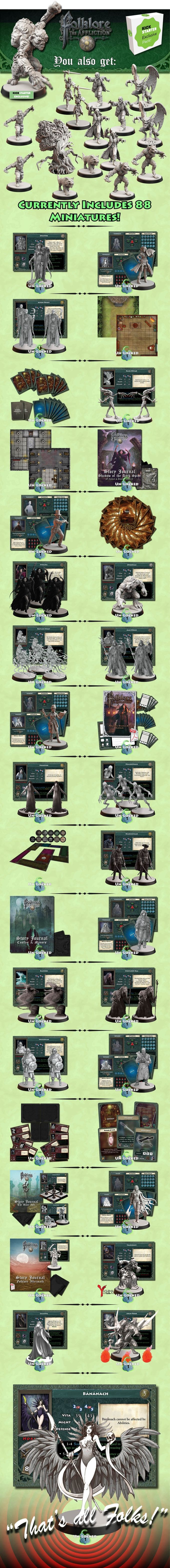 Folklore: The Affliction by Greenbrier Games INC — Kickstarter