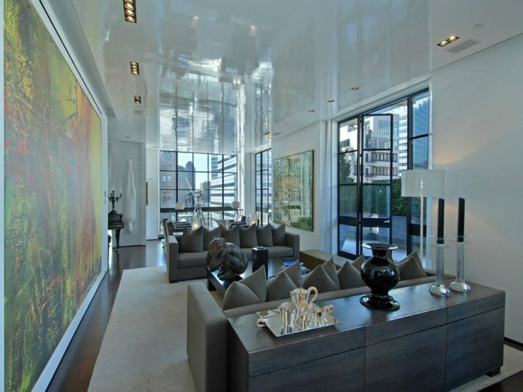 TriBeCa Penthouse U201cTownhouseu201d, New York NY Condominium   New York City Real  Estate