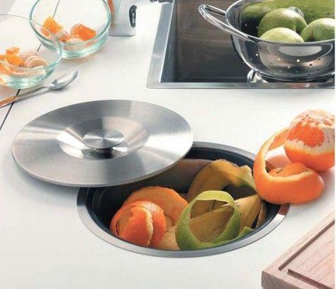 hailo poubelle encastrable cuisine hailo bigbin one touch. Black Bedroom Furniture Sets. Home Design Ideas