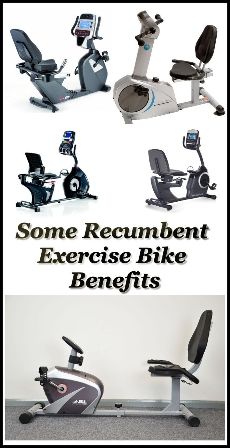 Some Recumbent Exercise Bike Benefits Cyclette