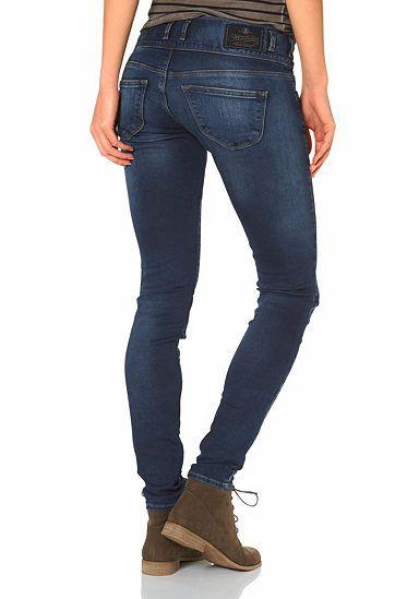 Herrlicher 5-Pocket-Jeans »Birdy« nur HEUTE 49,95 EUR statt 109,95 EUR! #herrlicher #jeans #tagesangebot