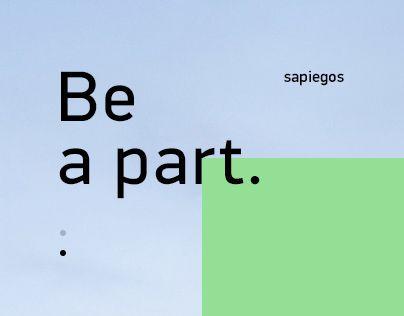 Ознакомьтесь с этим проектом @Behance: «Sapiegos» https://www.behance.net/gallery/40674573/Sapiegos