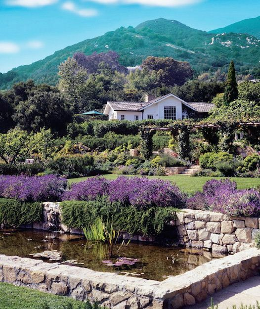 San Ysidro Ranch | The San Ysidro Ranch is one of GP's favorite hotels ever. A private and romantic hideaway in Montecito, with 41 cozily and individually decorated guest cottages, it's perfect for a honeymoon or a special wine tour weekend away.