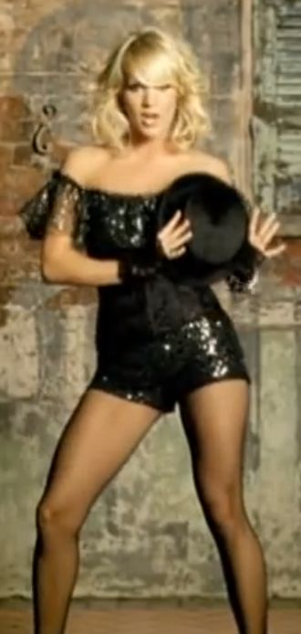 "Carrie Underwood ""Cowboy Casanova"""