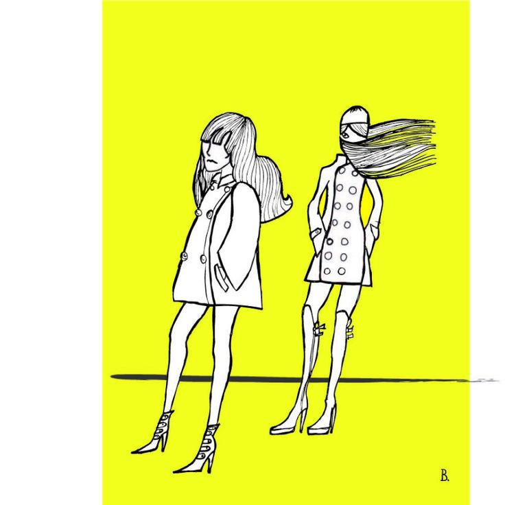 fashion illustration – World Of Bon Bon