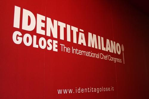 Welcome at @Identità Golose #trespade #IG2013