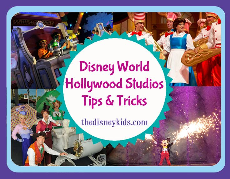 Hollywood Studios Tips & Tricks
