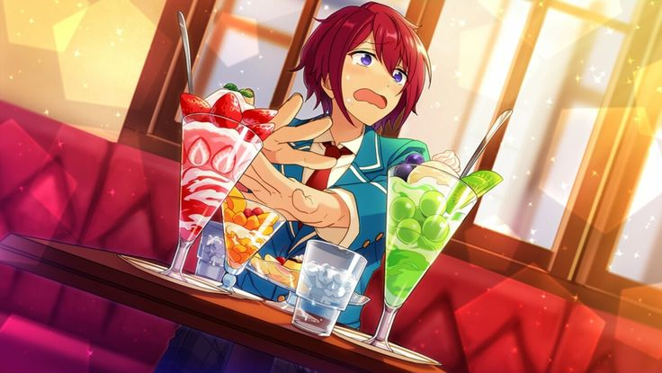 Scout! Fruits Parlor - Tsukasa Suou