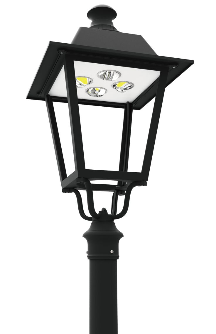18 best led post top light fixtures images on pinterest duke series led post top lantern light fixtures americana post top area luminaire duke light co mozeypictures Gallery