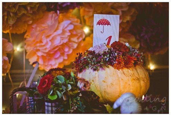 Fall wedding inspiration - Őszi esküvő inspiráció Graphics/Grafika: Wedding Design Decor/Dekor: Wedding Factory Photo/Fotó: Kondella Misi