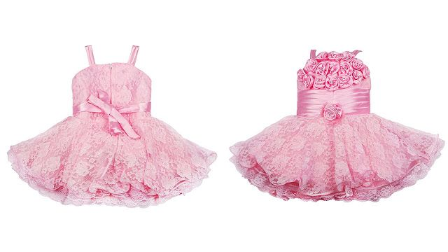 105d9ac93 Wish Karo Baby Girl s Net Frock Dress
