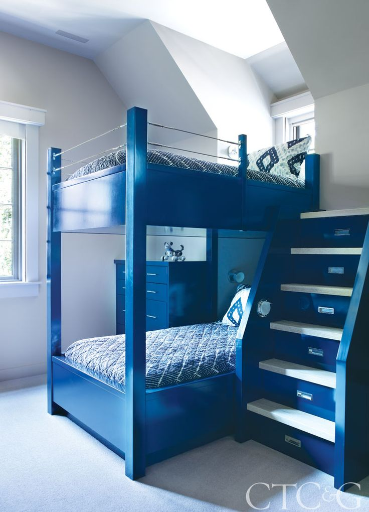 Tour A Field House Tricked Out For Family Fun Custom Bunk BedsTwin